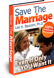 save the marriage