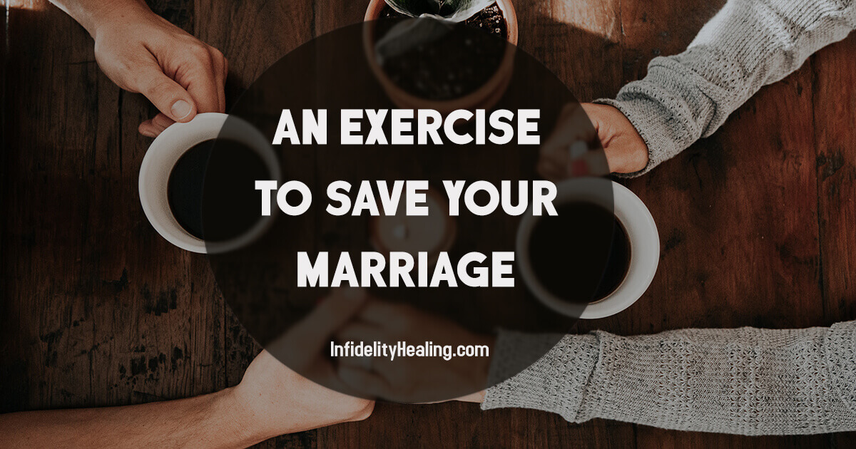 an exercise to save your marriage