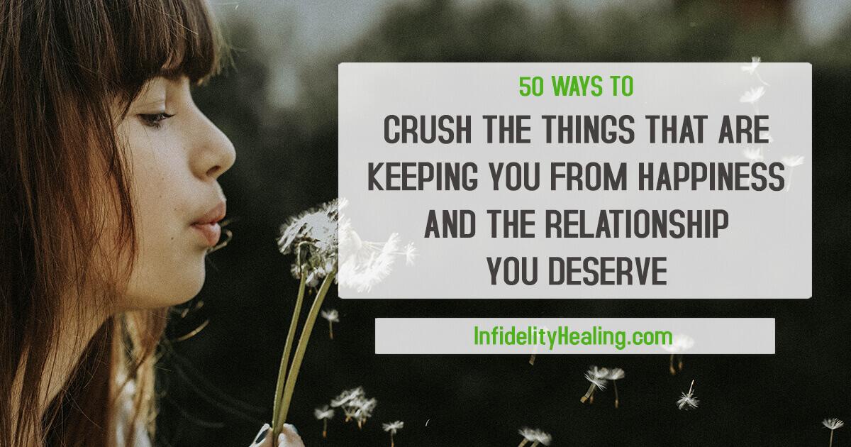 get the relationship you deserve
