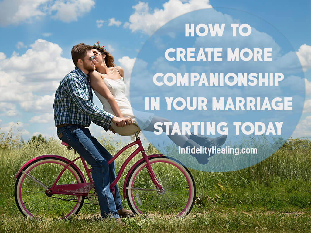 companionship in marriage