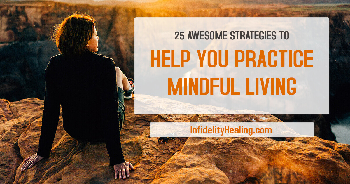 mindful living strategies