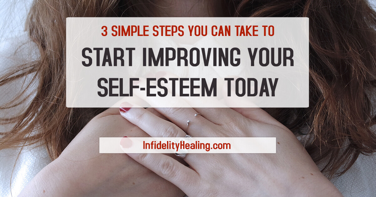 improve self esteem