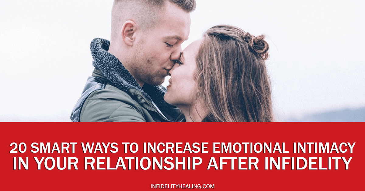 Emotional affairs turning intimate