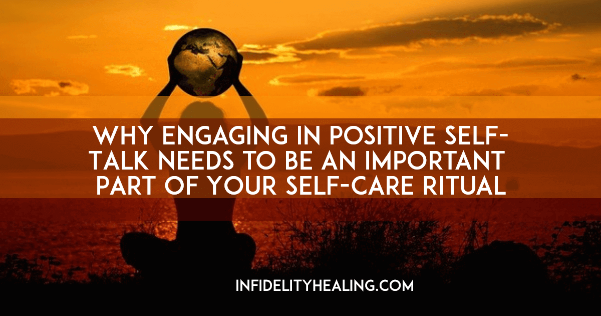 positive self-talk for self-care for women