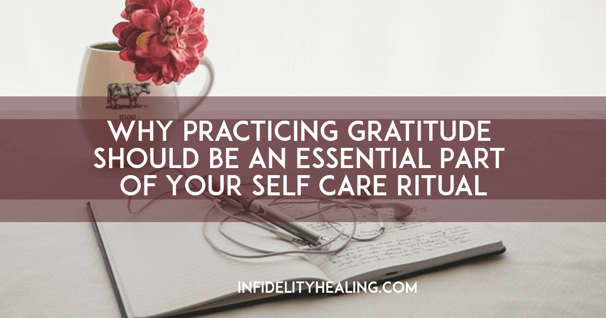 practicing gratitude for self-care for women