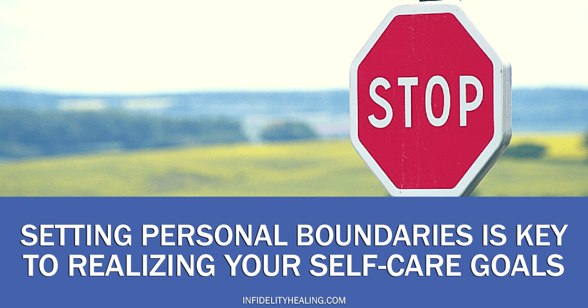 self care boundaries