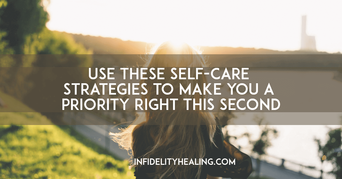 self-care strategies for women