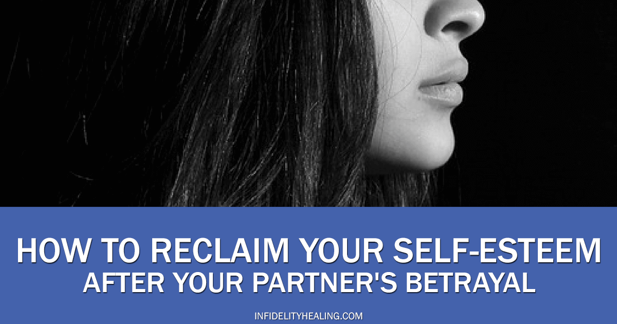 reclaim your self-esteem