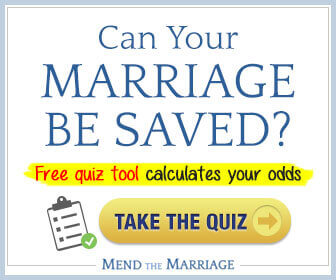mend the marriage