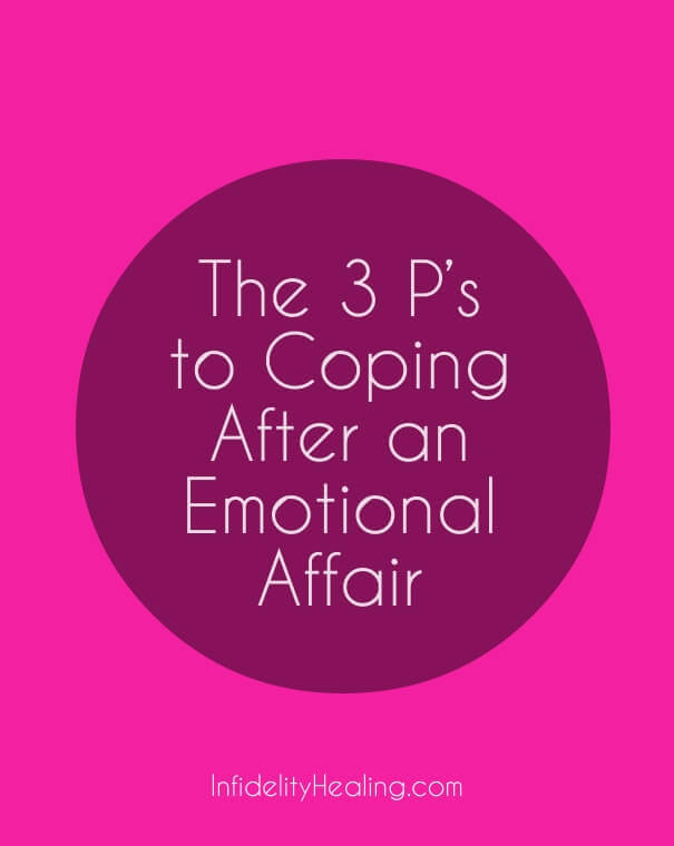 coping after an emoitonal affair
