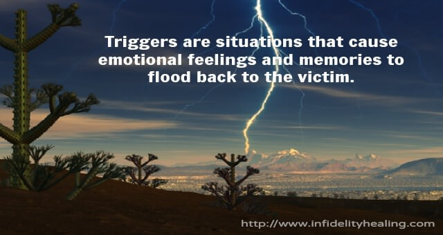 help dealing with infidelity triggers