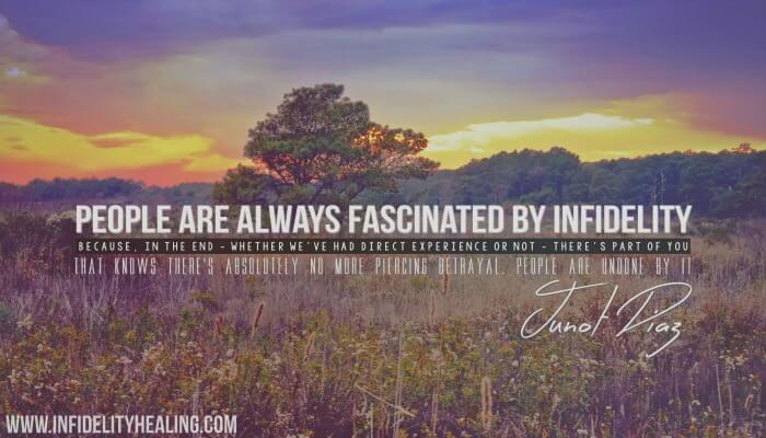 infidelity quotes Junot Diaz