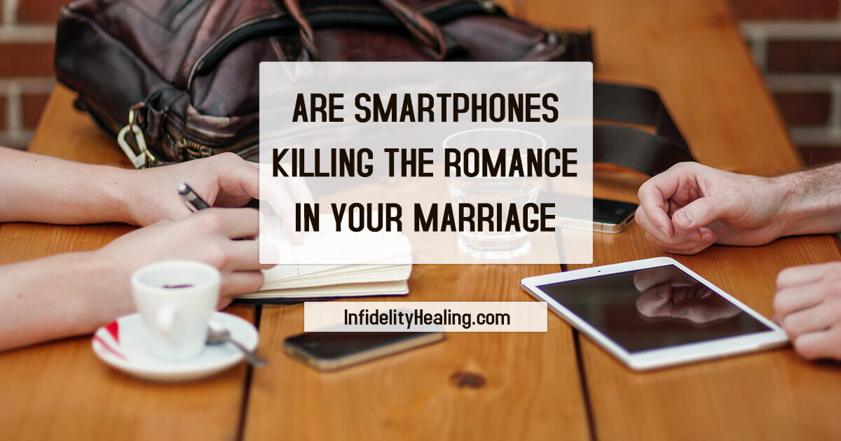 Are smartphones killing your romance