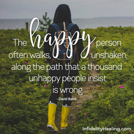 quotes about being happy with life