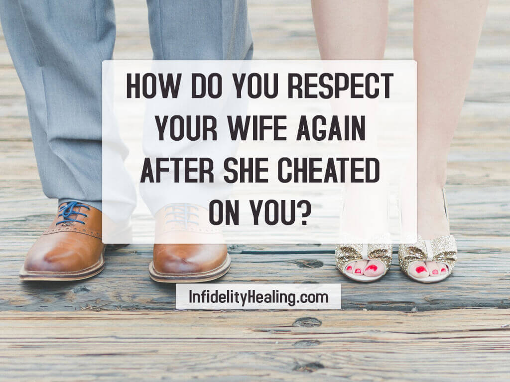 do you cheat on your wife