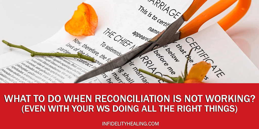 reconciliation after adultery