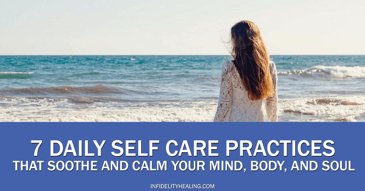 daily self-care pracitces