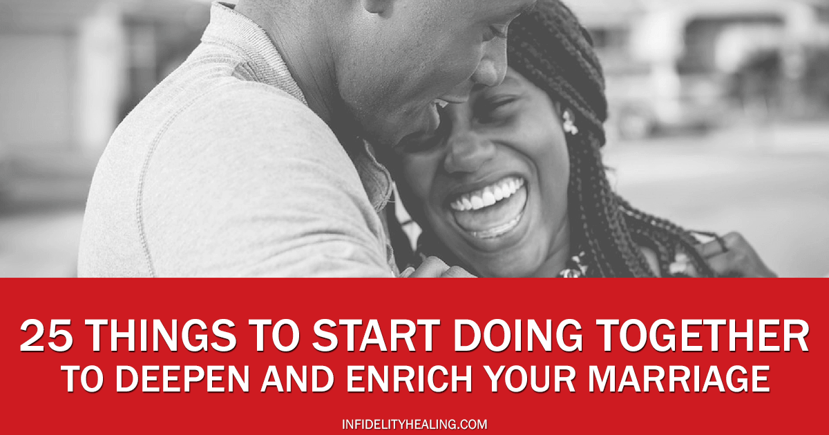 enrich your marriage relationship