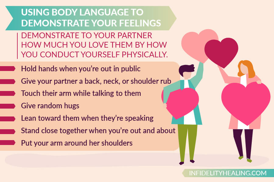 relationship problems body language