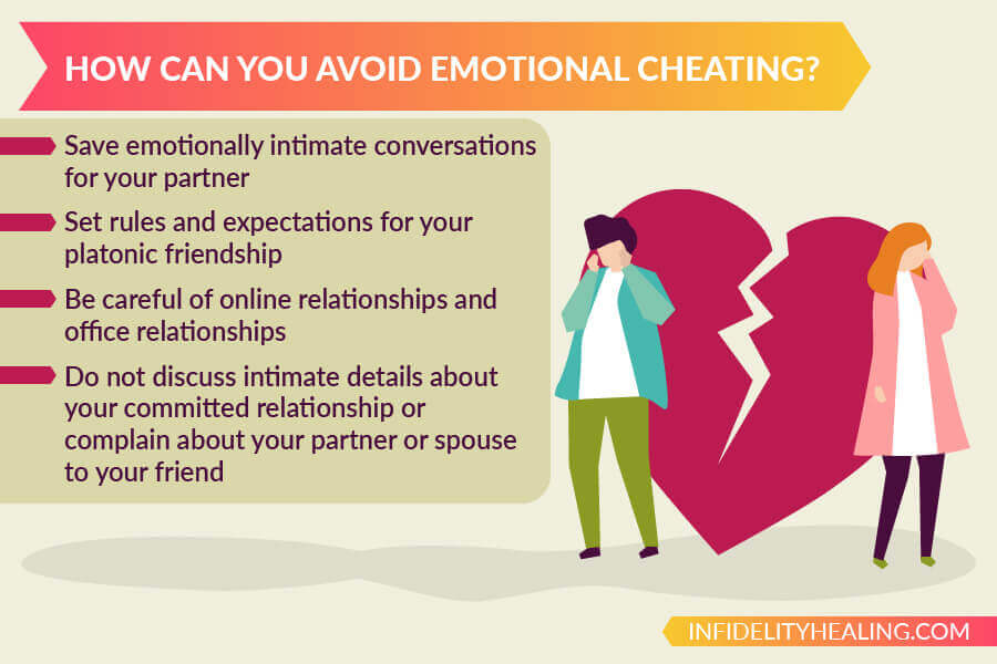 emotional cheating on spouse