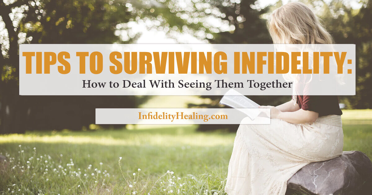 tips for coping iwth infidelity