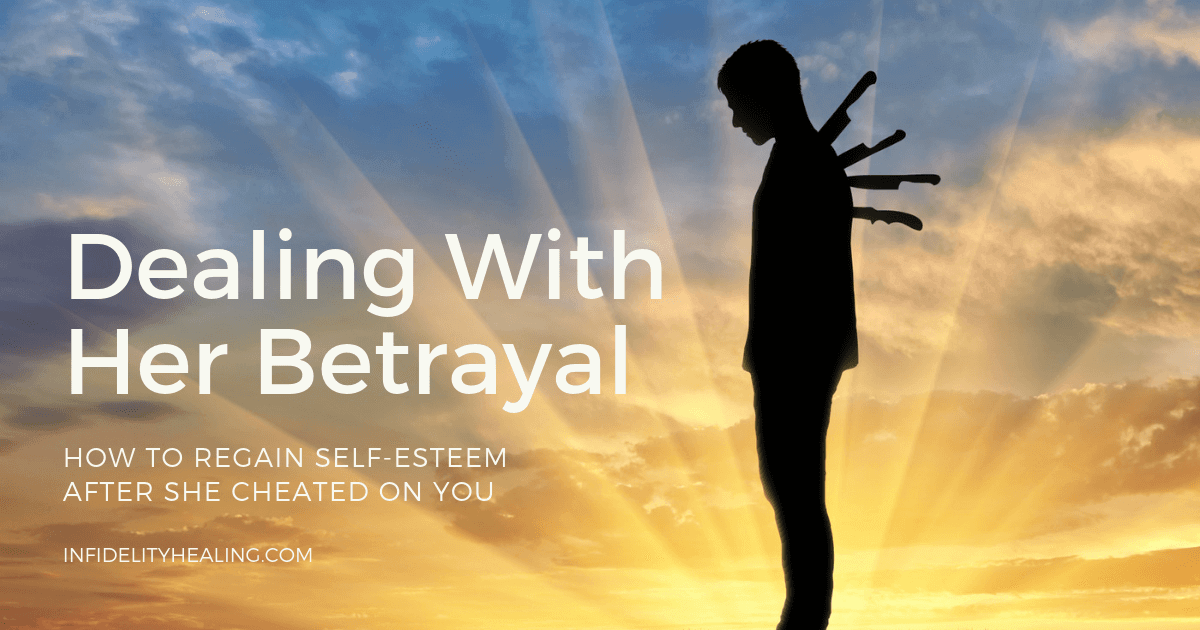 dealing with betrayal